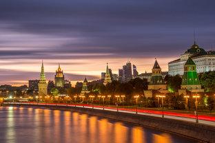 Свет и цвет Москвы